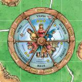 Каркассон Колесо Фортуны (Carcassonne Wheel of Fortune)