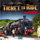 Ticket to Ride - Marklin (Билет на поезд: Германия)