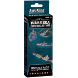 Axis&Allies Miniatures: War at Sea Surface Action: Бустер