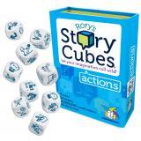 Rory's Story Cubes: Actions (Сказочные кубики историй Рори: Действия)