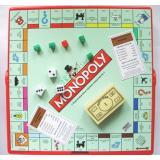 Монополия дорожная версия укр.яз. (Monopoly)