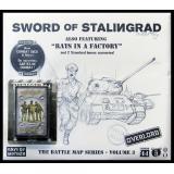 Memoir'44 - OP3 Battle Map - The Sword of Stalingrad / Rats in a Factory