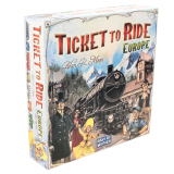 Ticket to Ride Europe (Билет на поезд Европа)