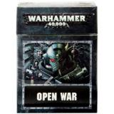 WARHAMMER 40000: OPEN WAR CARDS (SPA)
