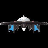 Гексакоптер UDIRC U845 Voyager 210мм HD 720p камера черный