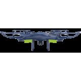 Квадрокоптер UDIRC U42W Petrel 360мм HD WiFi камера синий