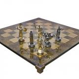 Шахматы S19BRO 54х54см, Manopoulos,