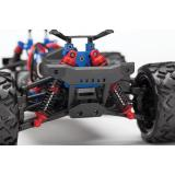 Автомобиль Traxxas LaTrax Teton Monster 1:18 RTR 258 мм 4WD 2,4 ГГц (76054-5 Blue)