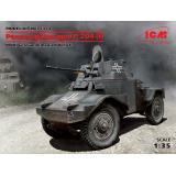 Немецкий бронеавтомобиль Panzerspahwagen P 204 (f), II МВ (ICM 35374)