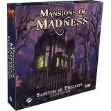 Mansions of Madness 2nd: Sanctum of Twilight (Особняки Безумия Второе издание. Сумеречное Святилище)