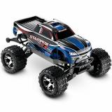 Автомобиль Traxxas Stampede Brushless Monster 1:10 ARTR 500 мм 4WD TSM 2,4 ГГц (67086-4 Blue)