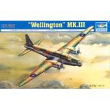 TRU 01627 Самолет Wellington Mk.3