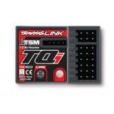 Автомобиль Traxxas Slash 4x4 Ultimate PRO Short Course 1:10 RTR 568 мм 4WD TSM OBA WiFi 2,4 ГГц (68077-24 Blue)