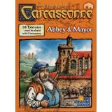 Carcassonne: Abbey and Mayor (Каркассон: Аббатство и Мэр)