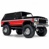 Автомобиль Traxxas TRX-4 Ford Bronco 1:10 RTR 523 мм 4WD 2,4 ГГц (82046-4 Red)