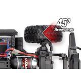 Автомобиль Traxxas TRX-4 Land Rover Defender 1:10 RTR 586 мм 4WD 2,4 ГГц (82056-4 Red)
