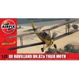 AIR 01025 Самолет De Haviland DH.82A Tiger Moth 1/72