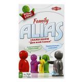 Алиас Семейный Дорожный (Alias Family Pocket) (РУС)