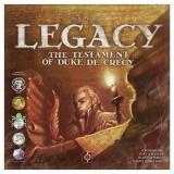 Legacy Testament of Duke De Crecy (Наследие. Завещание герцога де Креси)