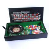 Покерный набор с рулеткой (арт 38-2820)