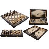 Шахматы большие + нарды № 3180