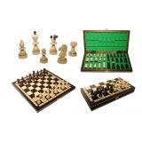 Шахматы PEARL Small с вставкой № 313401