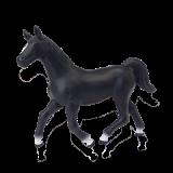 Объемный пазл  Черная лошадь (26481)