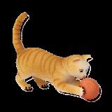 Объемный пазл Кот кремовый табби (26516)
