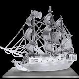 Пиратский корабль Black Pearl