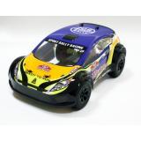 Автомобиль HSP Reptile Car 1:18 ралли 4WD электро RTR