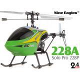 Вертолет Nine Eagles Solo PRO 228P 500мм электро 2.4ГГц 4CH зелёный RTF