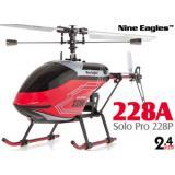 Вертолет Nine Eagles Solo PRO 228P 500мм электро 2.4ГГц 4CH красный RTF