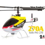 Вертолет Nine Eagles Solo PRO 270 207мм электро 2.4ГГц желтый RTF