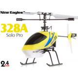 Вертолет Nine Eagles Solo PRO 328 360мм электро 2.4ГГц жёлтый RTF