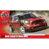 Автомобиль Mini Countryman WRC (AIR03414) Масштаб:  1:32