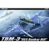 Бомбардировщик-торпедоносец TBM-3 (AC12285) Масштаб:  1:48