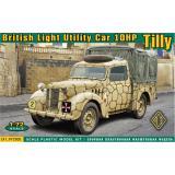 Британский легкий грузовик Tilly 10hp / British light utility car Tilly 10hp (ACE72500) Масштаб:  1:72