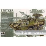 Бронеавтомобиль «Страйкер» M1134 (AF35134) Масштаб:  1:35
