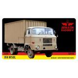 Грузовой автомобиль IFA W50L (ARH-E72113) Масштаб:  1:72