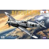 Истребитель Messerschmitt Bf-109 E3/E4 (AMO72117) Масштаб:  1:72
