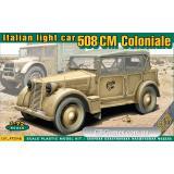 Итальянский легкий автомобиль 508 CM Coloniale (ACE72548) Масштаб:  1:72