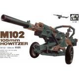 M102 105m/m HOWITZER (AF35006) Масштаб:  1:35