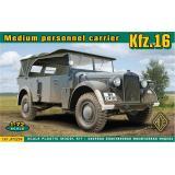 Машина связи Kfz.16 (ACE72259) Масштаб:  1:72