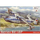 Пассажирский вариант амфибии - Бериев Бе-18П (AMO1441-01) Масштаб:  1:144