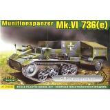 Перевозчик боеприпасов на шасси Mk.VI 736(e) (ACE72520) Масштаб:  1:72