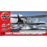 Поплавковый гидросамолет Fairey Swordfish Mk.I (AIR05006) Масштаб:  1:72