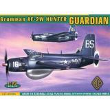 Противолодочный самолет Grumman AF-2W Guardian (ACE72304) Масштаб:  1:72