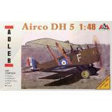 Самолет Airco (DH) de Havilland V (AMG-A48302) Масштаб:  1:48