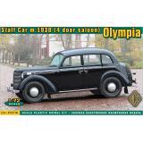 Штабная машина Olympia (ACE72518) Масштаб:  1:72