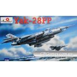 Советский самолет-глушитель Як-28ПП (AMO72108) Масштаб:  1:72